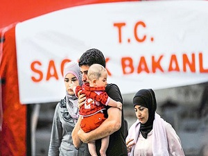 Suriyeli sayısı bir milyonu aşınca devlet 2 dile geçti
