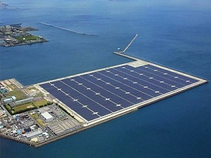 Dünyanın en büyük güneş paneli