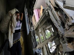 17 bin Filistinli BM'ye sığındı