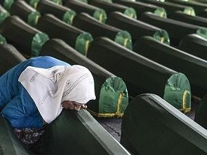 Bosna'da 284 savaş kurbanı defnedilecek