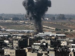 Gazze'de ölü sayısı 240'a yükseldi