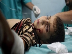 İsrail 11 günde 74 çocuk katletti!
