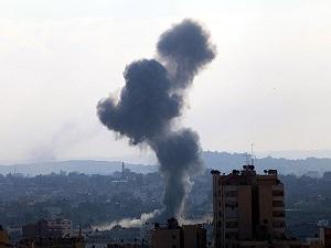 Gazze'de hayatını kaybedenlerin sayısı 333'e yükseldi