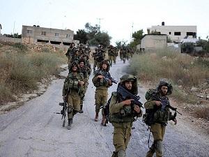 İsrail ordusu 21 Filistinliyi gözaltına aldı