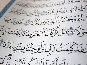 Hidâyete ermiş isem Kur'ân sayesindedir