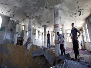 İsrail'den 3 camiye daha hava saldırısı