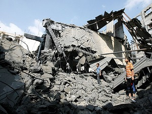 Uluslararası topluma Gazze çağrısı