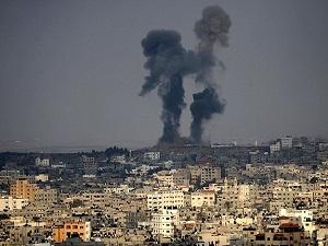 Gazze'de hayatını kaybedenlerin sayısı 644'e yükseldi