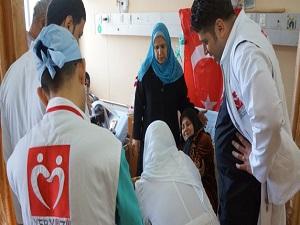 Gazze için gönüllü sağlıkçılar aranıyor