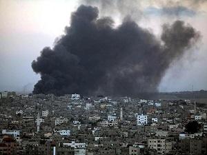İsrail'den Gazzelilere 'evlerinize dönmeyin' mesajı