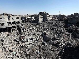 Gazze'de bin 31 kişi hayatını kaybetti