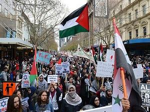 Dünya Gazze için ayakta