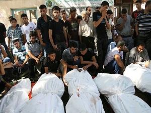 Gazze'de hayatını kaybedenlerin sayısı 1359'a yükseldi