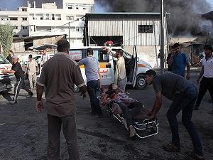 Gazze'de bayram boyunca 318 kişi hayatını kaybetti
