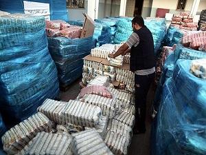 Türkiye'den Gazze'ye 8 milyon dolarlık yardım