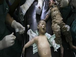 Türkiye'den Gazze'ye 20 tonluk ilaç yardımı