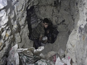 Tüneller Esed'in korkulu rüyası oldu