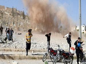 Esed yine öldürdü: 42 ölü