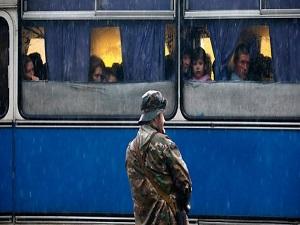 730 bin kişi Ukrayna'yı terk etti