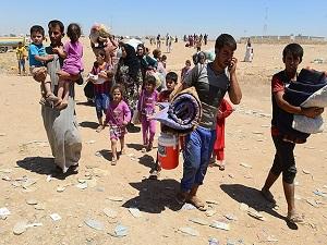 Azerbaycan'dan Irak Türkmenlerine yardım