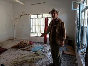 BM Mahmur Kampı'nın boşaltıldığını açıkladı