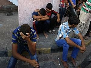 Gazze'de ölenlerin sayısı iki bine yaklaştı