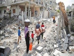 Gazze'nin yeniden inşaasına karar verildi