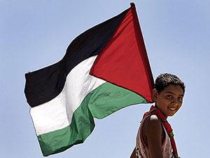 Filistin'den İngiltere'ye teşekkür