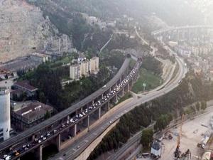 Bayram trafiği devleti sevindirdi