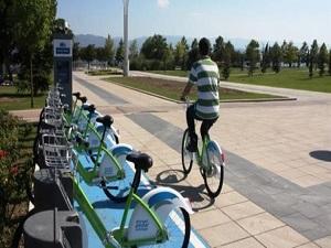 Akıllı bisikletler kullanıma hazır