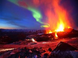 Binlerce küçük deprem yanardağı patlatabilir