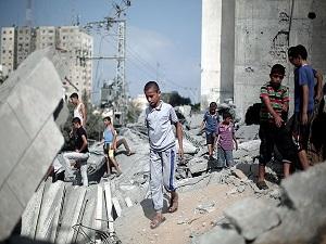 Gazze'de bin çocuk hayatını engelli sürdürecek