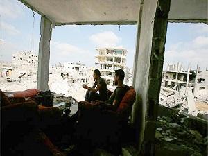 Gazze'de bilanço ağır, yaraları sarmak zaman alacak
