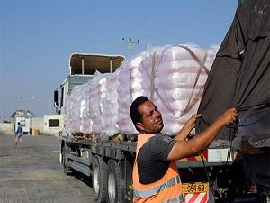 Refah kapısından 7 yıl sonra ilk BM yardımı