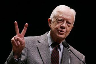 Yahudi lobisinin hedefi Carter