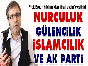 Nurculuk, Gülencilik, İslamcılık ve Ak Parti