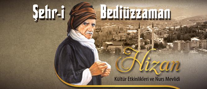 Şehr-i Bediüzzaman ve Nurs Mevlidi'ne davet