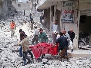 Suriye'de 5 bin 281 kişi işkence sonucu öldü