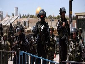 Batı Şeria'da 10 Filistinliye gözaltı