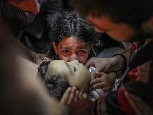 BM raporu Gazze'deki çocukların dramını gözler önüne serdi
