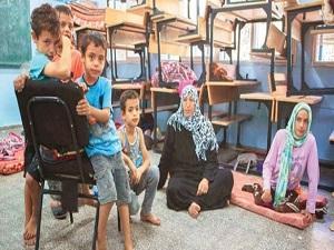 Gazzeli çocukların gidecek okulu yok