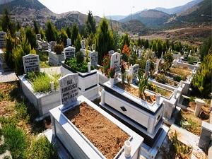 Ankara'da mezar fiyatı 20 bin TL'ye çıktı