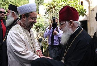 Patriğin Müslüman arkadaş hatırası