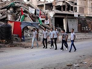 Gazzelilerin son çaresi: Umuda yolculuk