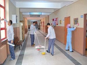Okullarda temizlik uyarısı