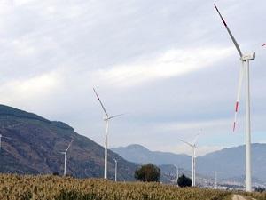 Balıkesir'in elektriği rüzgardan