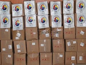 TOBB Türkmenlere yardım malzemesi gönderdi