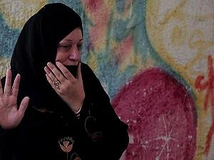 Roketler Gazzeli kadınları yüreğinden vurdu