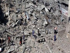 Gazze'nin tarihi eserleri hurdaya dönüştü
