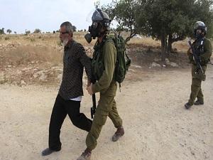 7 Filistinli gözaltına alındı